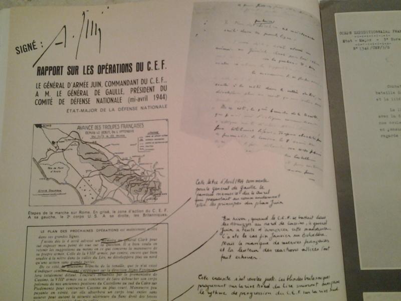 3 revues Maréchal JUIN et CEF d'Italie 1943 1944 20170110