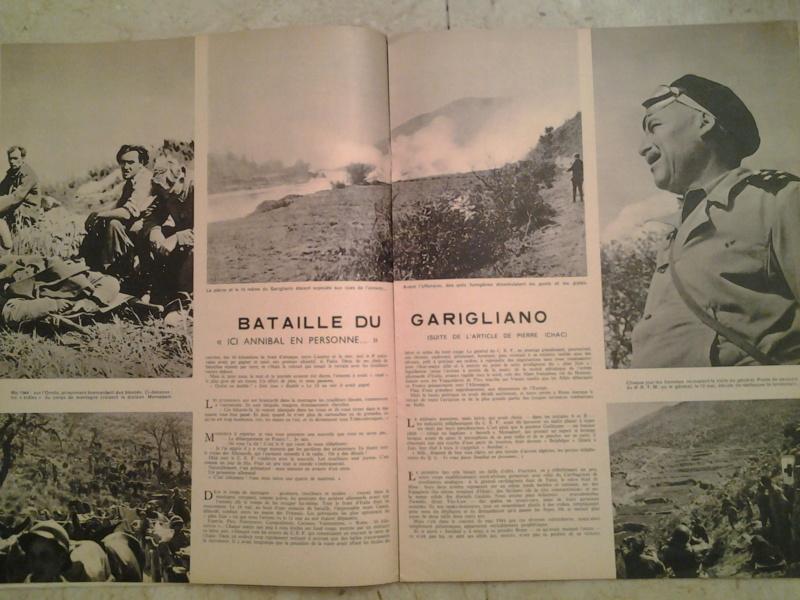 3 revues Maréchal JUIN et CEF d'Italie 1943 1944 20170111