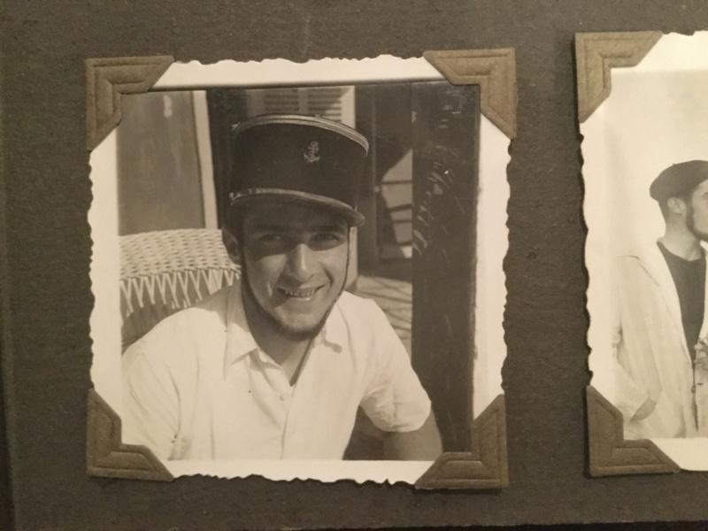 Képi de capitaine de la Coloniale...Méhariste 1920 310
