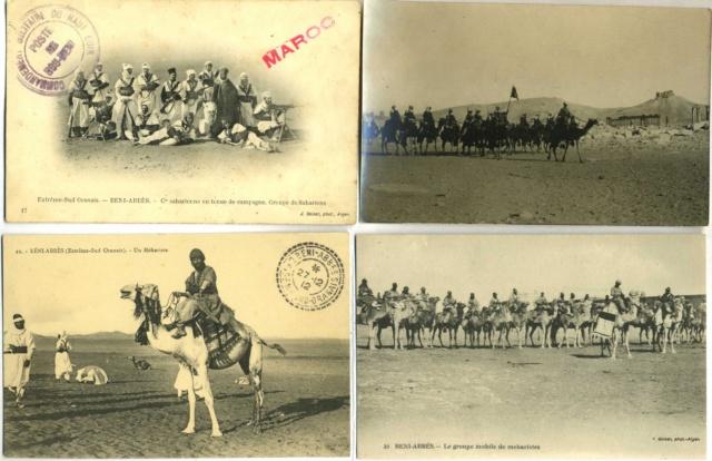 photos méharistes et compagnies sahariennes - Levant Sahara Coloniale Img00310