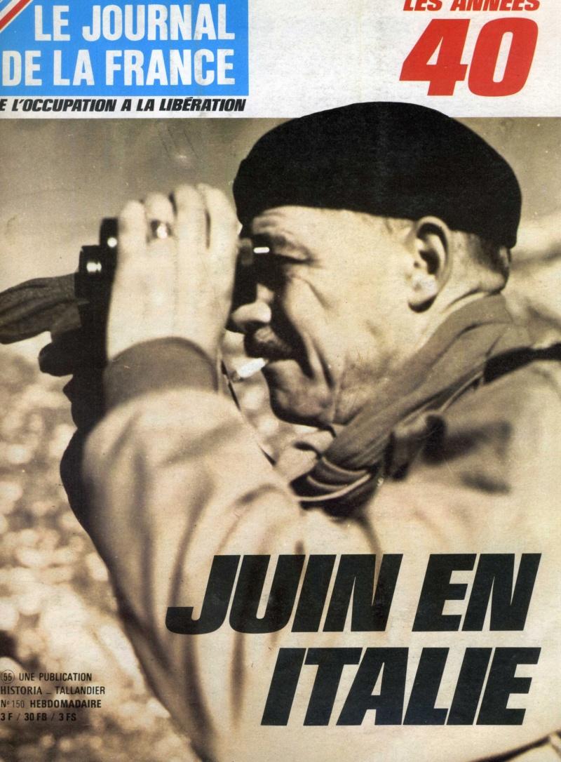 3 revues Maréchal JUIN et CEF d'Italie 1943 1944 Img00610