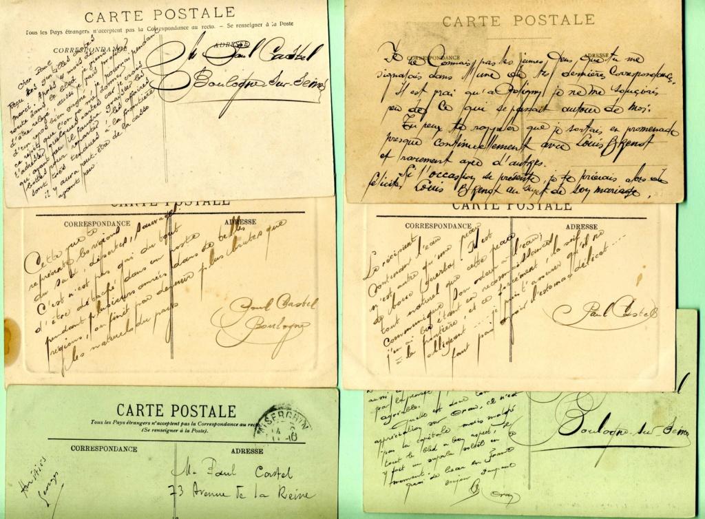 correspondance d'un tirailleur algérien au Maroc 1911 Img89211