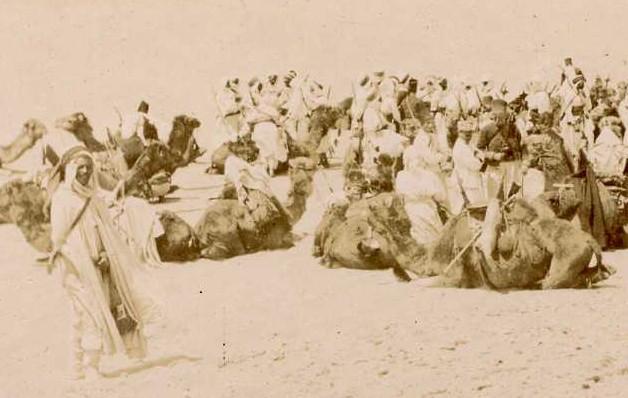 La Mission Flamand 1899-1900 El Goléa Re10