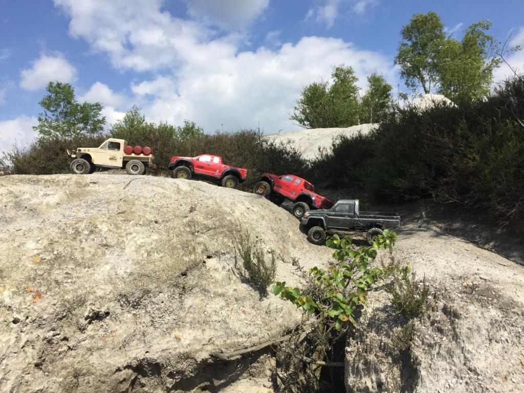 Sorties et Rassemblements Rc Scale Trial 4x4 et Crawler en Loire Atlantique Mai 2019 - Page 2 Fd172710