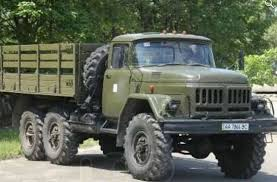 Fabrication ZIL131 4x4 Images10