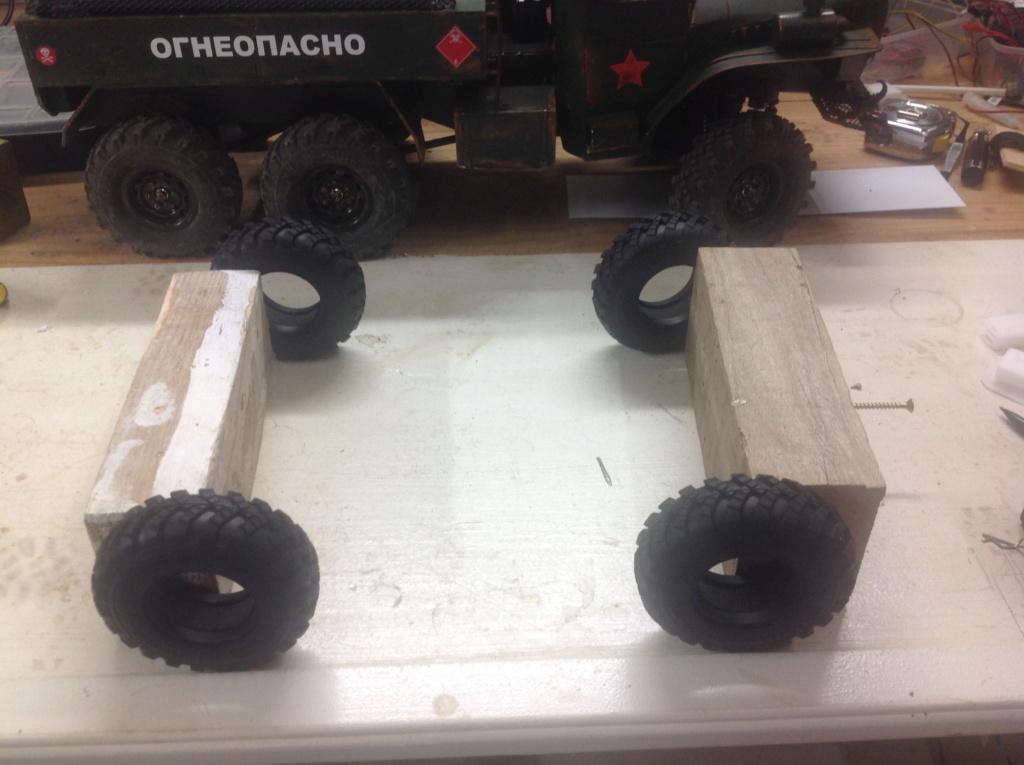 Fabrication ZIL131 4x4 Img_1493