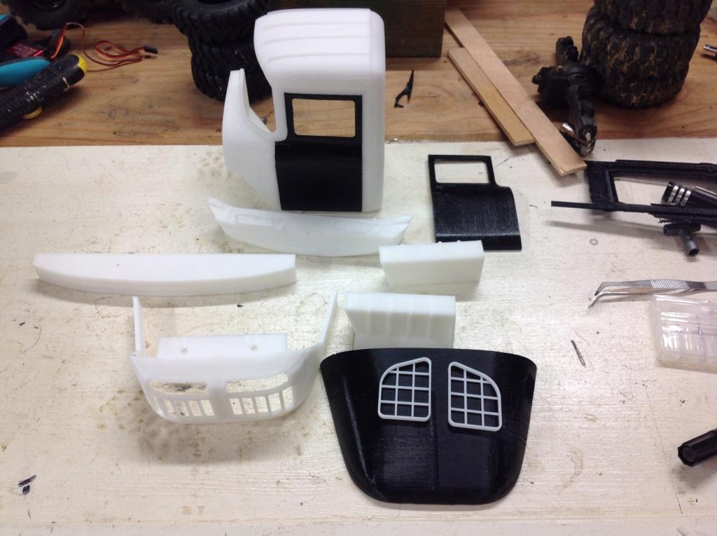 Fabrication ZIL131 4x4 Img_1498