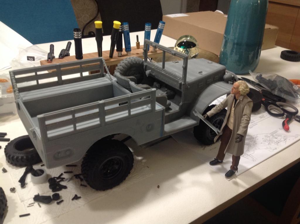 Dodge WC52 avec la participation du Doc!!!! Img_1941