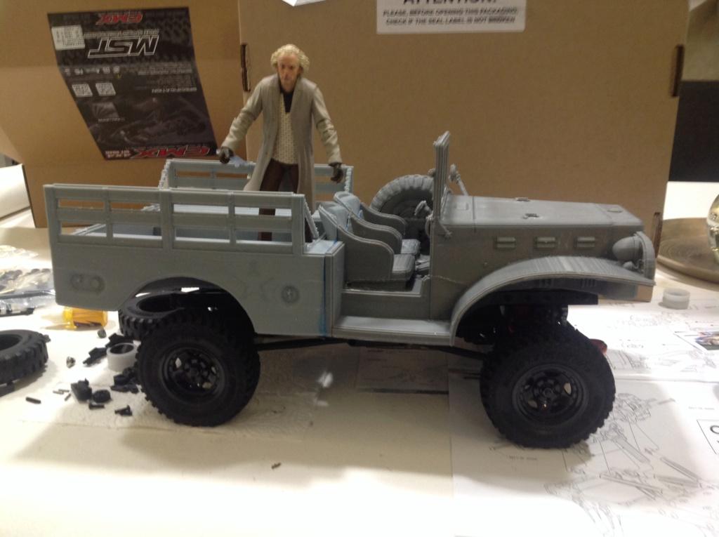 Dodge WC52 avec la participation du Doc!!!! Img_1942