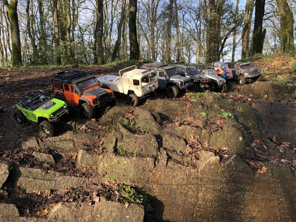 Sorties Crawler et Rc Scale tout terrain 4x4 à Nantes et Région Nantaise dept 44 Décembre 2019 Img_4524