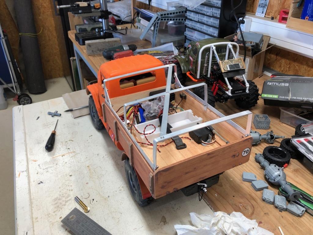 Fabrication ZIL131 4x4 - Page 5 Img_4811