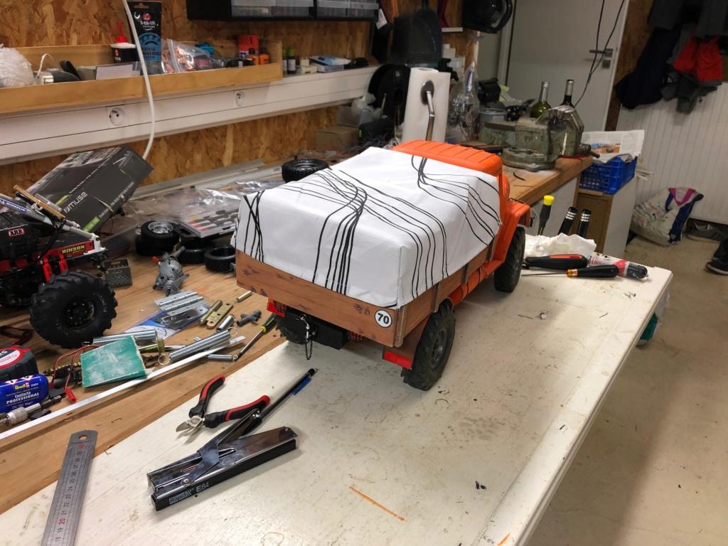 Fabrication ZIL131 4x4 - Page 5 Img_4816