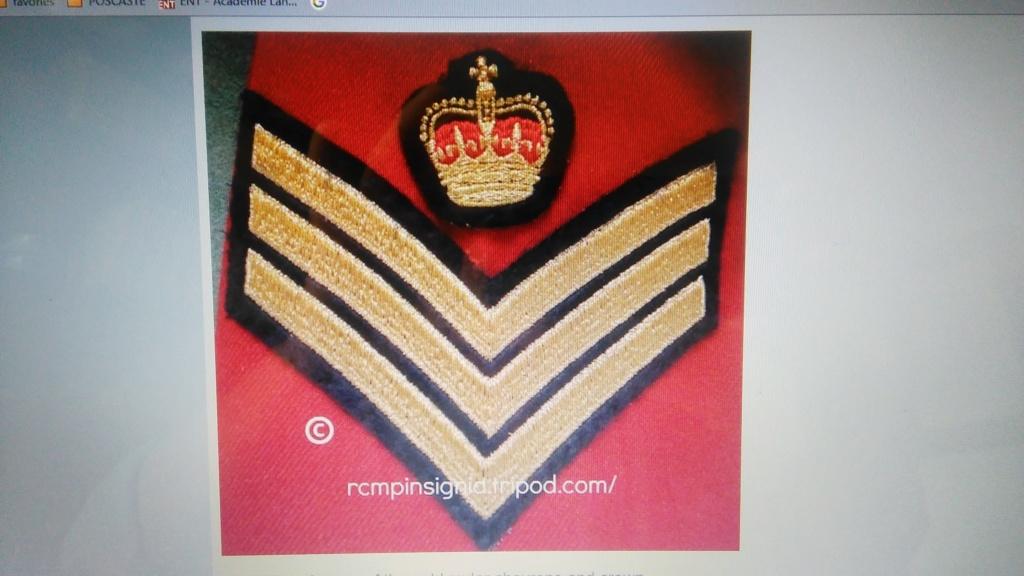 Uniforme de la Gendarmerie royale du Canada Img_2105