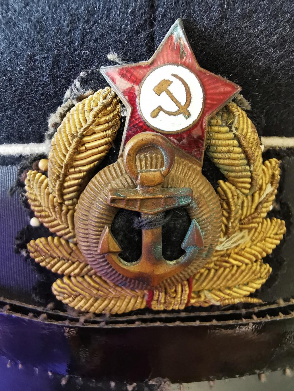 Officier marine soviétique (guerre froide) années 60-70 Img_2199