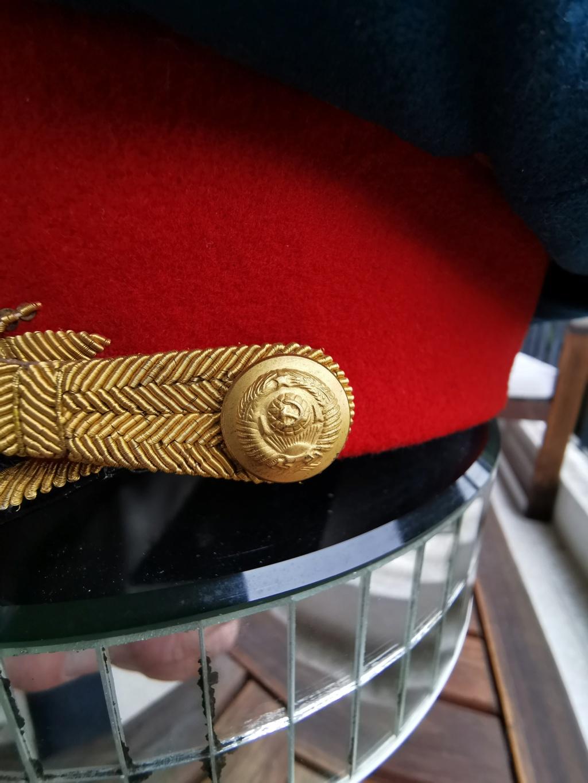 Details de mes coiffures de Général soviétique.  Img_2257