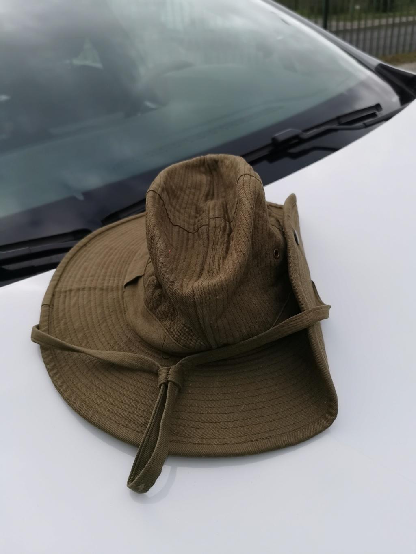 Chapeau de brousse Algérie  Img_2524