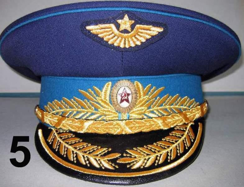 Details de mes coiffures de Général soviétique.  Newfak10