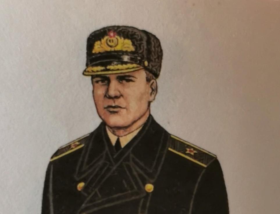URSS (guerre froide):Coiffure la plus luxueuse de l'armée soviétique.  Screen34