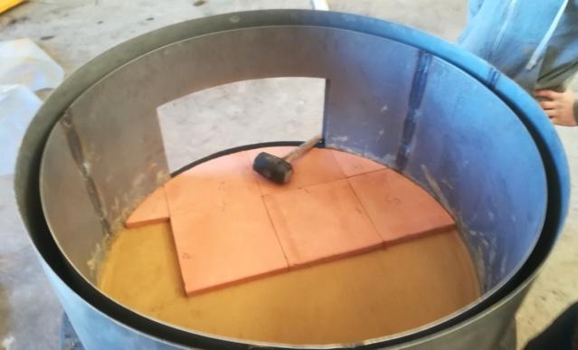 Un four à pizza dans une ancienne cuve à mazout !!? Img_2019