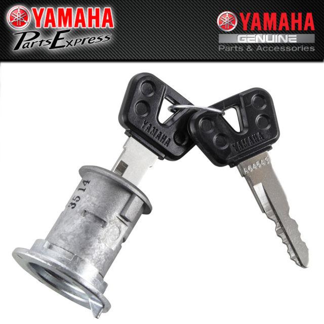 Référence Cylindre de clé bagagerie Yamaha xtz 1200 et 660 S-l64010