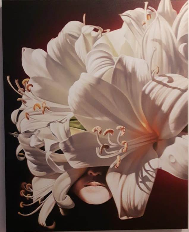 Maurizio Monti; video creazione di un'opera d'arte Con_gl10