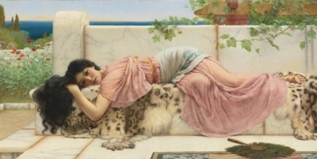 John William Godward (1861 – 1922)