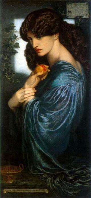 Dante Gabriel Rossetti (1828 – 1882)