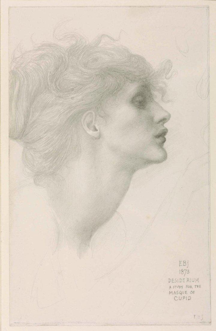 Tate Britain a Londra. La mostra dell'artista preraffaellita Edward Burne-Jones (1833-1898). Le immagini Deside10