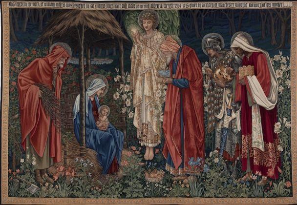 Tate Britain a Londra. La mostra dell'artista preraffaellita Edward Burne-Jones (1833-1898). Le immagini Edward10
