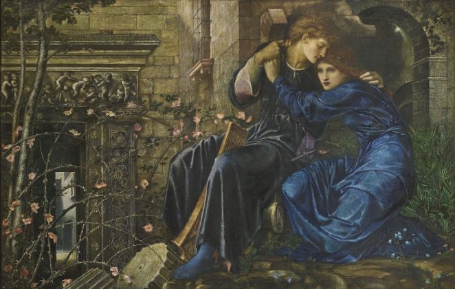 Tate Britain a Londra. La mostra dell'artista preraffaellita Edward Burne-Jones (1833-1898). Le immagini Edward13