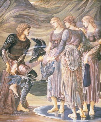 Tate Britain a Londra. La mostra dell'artista preraffaellita Edward Burne-Jones (1833-1898). Le immagini Edward14
