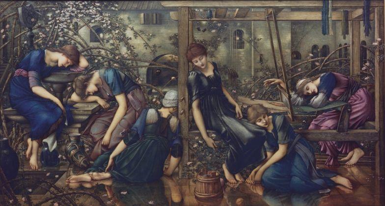 Tate Britain a Londra. La mostra dell'artista preraffaellita Edward Burne-Jones (1833-1898). Le immagini Edward15