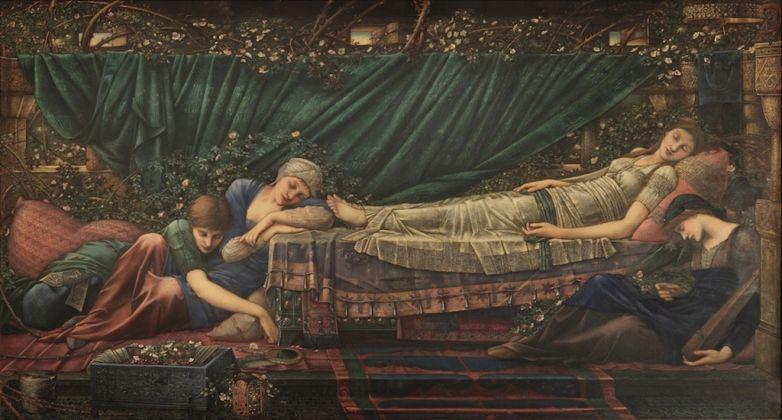 Tate Britain a Londra. La mostra dell'artista preraffaellita Edward Burne-Jones (1833-1898). Le immagini Edward16