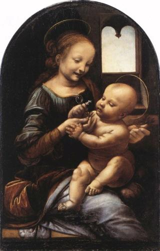 Leonardo da Vinci (Anchiano, 15 aprile 1452 – Amboise, 2 maggio 1519)