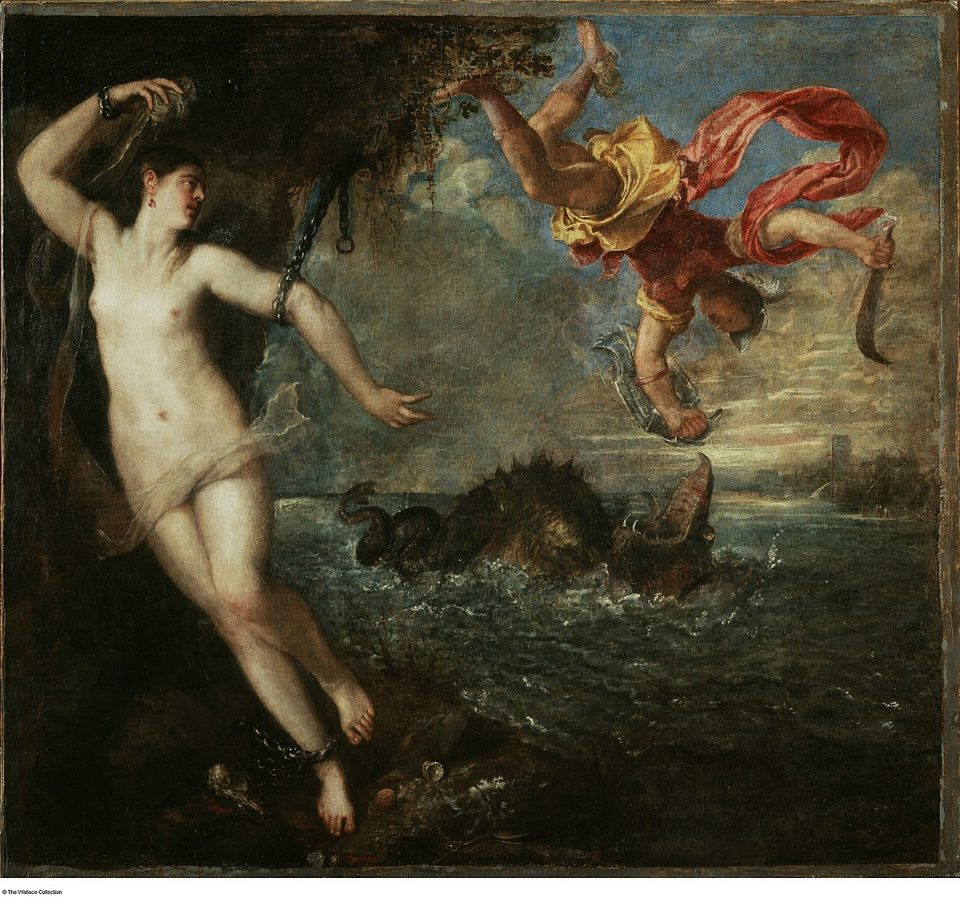 "Tiziano Vecellio, le sue 6 poesie in una sola mostra.  ""Tiziano: Love, Desire, Death."" Perseo10"