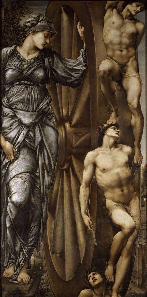 Tate Britain a Londra. La mostra dell'artista preraffaellita Edward Burne-Jones (1833-1898). Le immagini The_wh10
