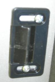 Loquet de porte moustiquaire Loquet12