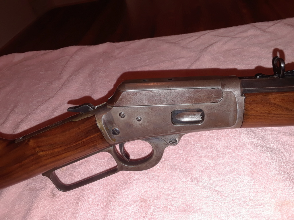 Marlin modèle 1894 canon octogonal  20181118