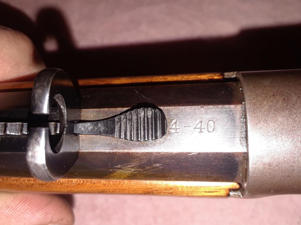 Marlin modèle 1894 canon octogonal  20181122