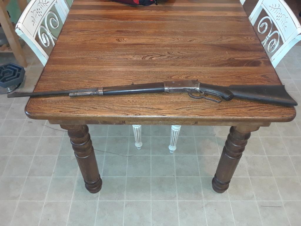 Winchester modèle 64  calibre 25-35 win. 20190419
