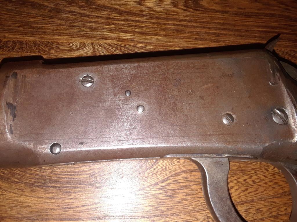 Winchester modèle 64  calibre 25-35 win. 20190420