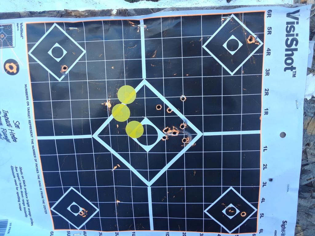 Winchester modèle 64  calibre 25-35 win. - Page 2 20190432