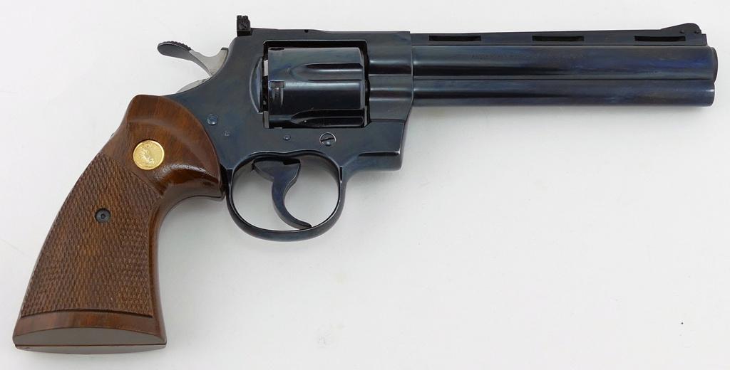 Votre arme de poing de rêve - Page 5 Colt-p10
