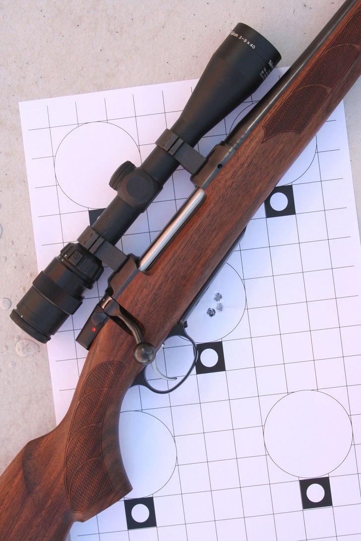 Cz 557 carbine 308 win. Cz557-10