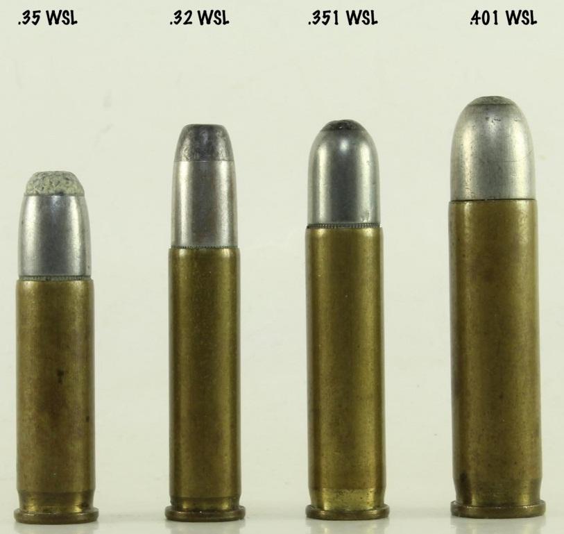 Winchester 1907! Wsls10