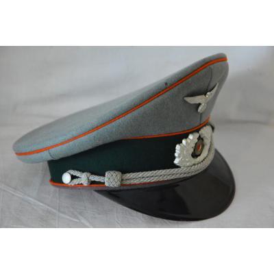 avis et estimation casquette officier feldgendarmerie _0001810