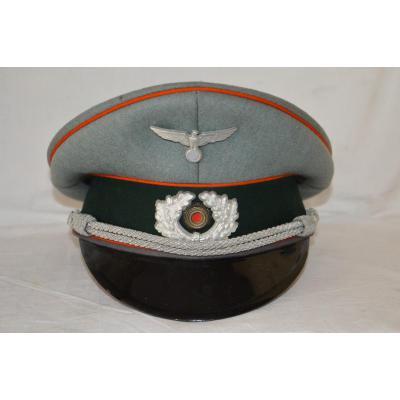 avis et estimation casquette officier feldgendarmerie _0002010