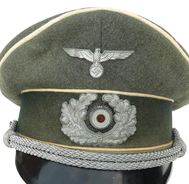 aj estimation casquette officier infanterie erel Cws29_14