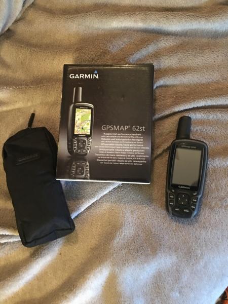 Vends Gps Garmin 62st avec support guidon 5fc02c10