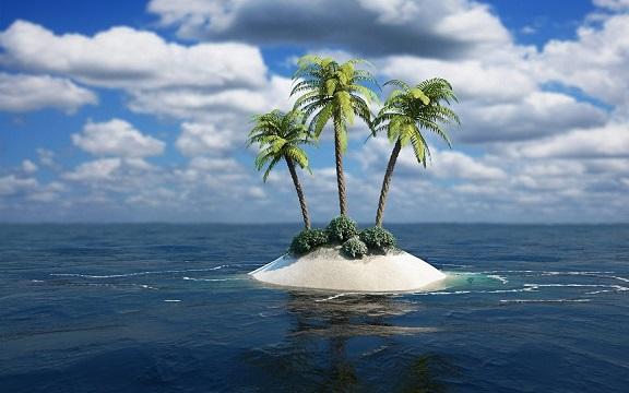 ¿Qué llevarías contigo a una isla desierta? - Página 2 Isla-c10